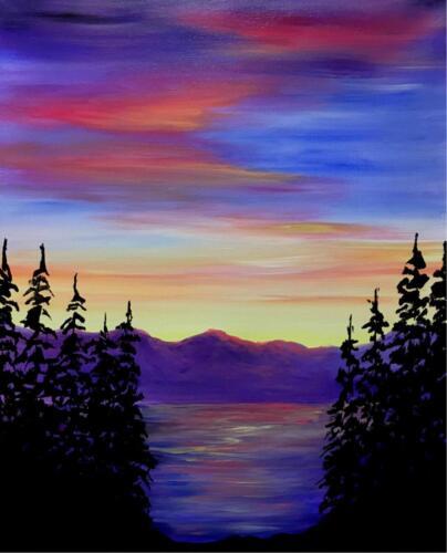 Flathead Sunrise