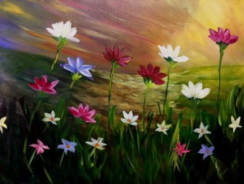 flower meadows